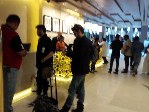Neil Nitin Mukesh,actor Neil Nitin Mukesh,Neil Nitin Mukesh at SIIMA Awards 2015,SIIMA Awards 2015,SIIMA Awards,SIIMA,SIIMA 2015,Neil Nitin Mukesh latest pics,Neil Nitin Mukesh latest images,Neil Nitin Mukesh latest photos,Neil Nitin Mukesh latest stills