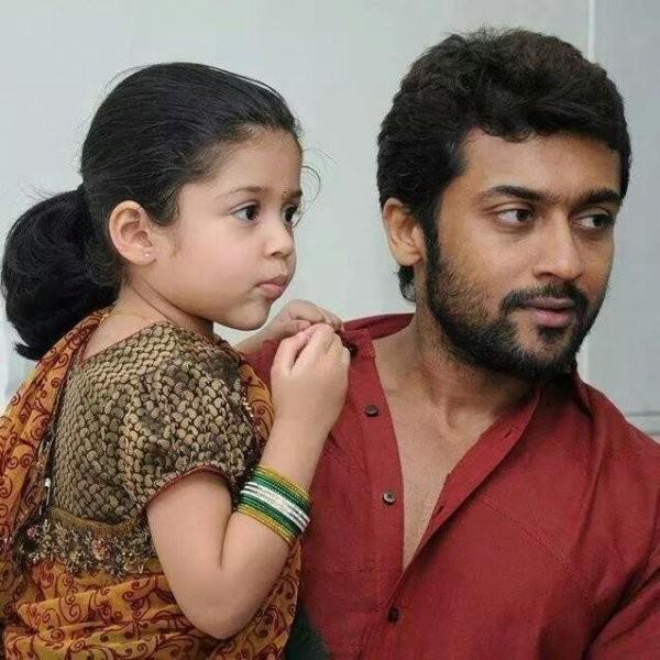 Surya, Jyothika's Daughter Diya Birthday: Rare and Unseen ...