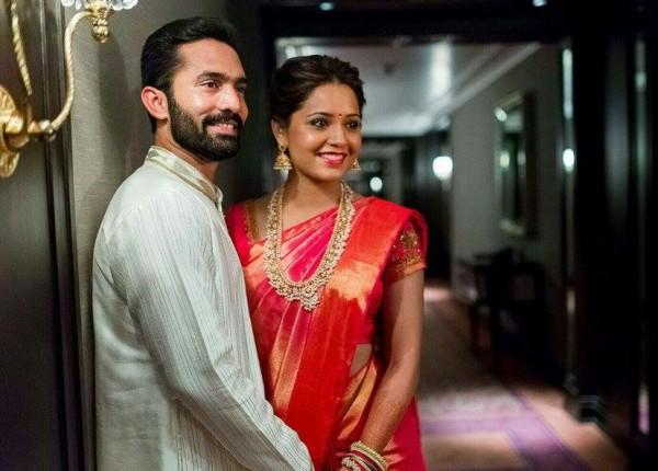 dinesh karthik and dipika pallikal wedding pictures
