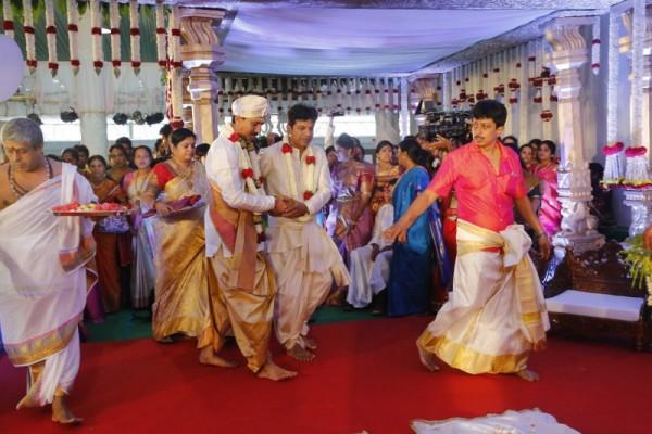 Shivaraj kumar wedding
