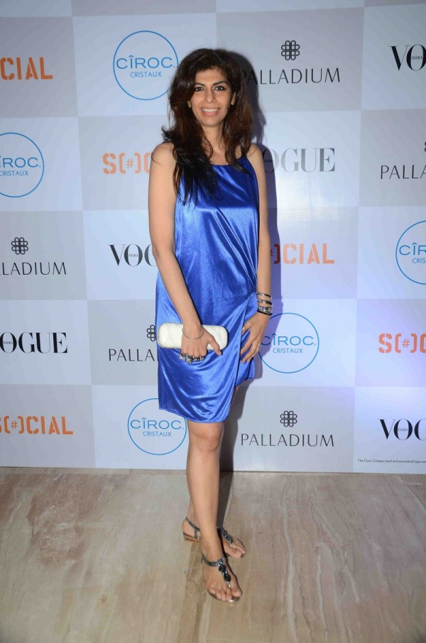 Fashion's Night Out 2015 by Vogue India - Photos