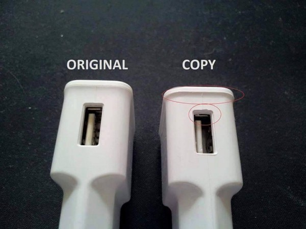Here S How To Find Original And Duplicate Mobile Chargers