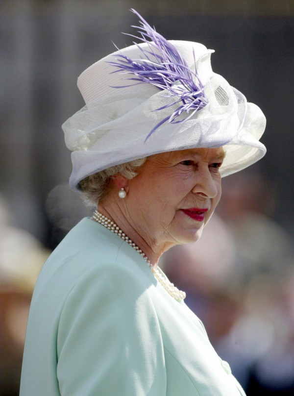 Queen Elizabeth's Icon...