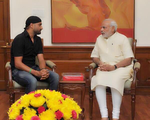 Harbhajan Singh,Harbhajan Singh marriage,Harbhajan Singh wedding,harbhajan singh geeta basra,geeta basra,Harbhajan Singh invites PM Narendra Modi,PM Narendra Modi,Narendra Modi,Modi