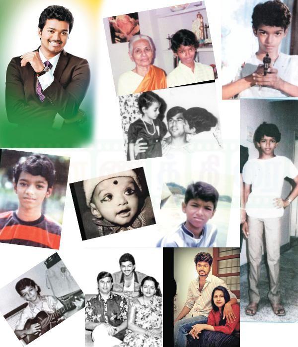 Vijay childhood photos,vijay rare photos,vijay unseen photos,Ilayathalapathy Vijay,Ilayathalapathy Vijay unseen photos