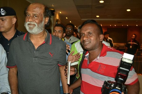 Kabali,Rajinikanth,Kabali shoot in Malaysia,Superstar Rajinikanth,Superstar Rajinikanth in Malayasia,Rajinikanth in malaysia
