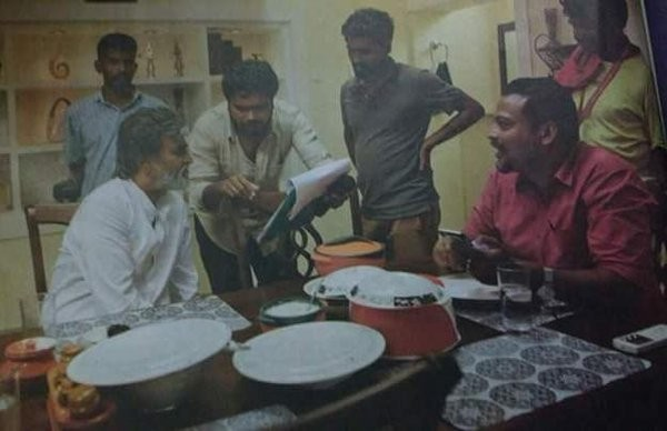 Rajinikanth,actor Rajinikanth,Rajinikanth in Kabali,Kabali,Kabali working stills,Kabali movie stills,Kabali movie pics,Kabali movie images,Kabali movie photos,Kabali movie pictures,rajini,super star Rajinikanth,superstar Rajinikanth