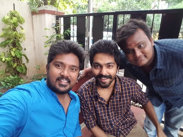 GV Prakash 'Bruce Lee' Movie Launch,Bruce Lee Movie Launch,gv prakash,gv prakash kumar,Bruce Lee Movie pooja,Bruce Lee Movie Launch pics,Bruce Lee Movie Launch images,Bruce Lee Movie Launch photos,Bruce Lee Movie Launch pictures