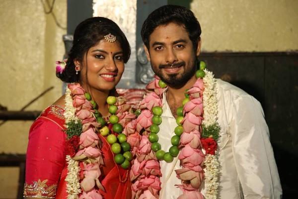 Aari And Nadiya Wedding Pictures Photos Images Gallery