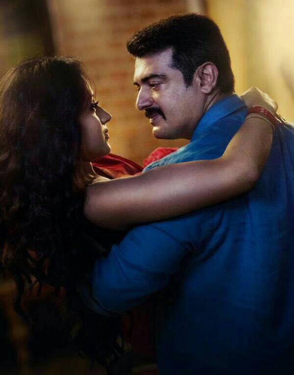 Ajith kumar,Thala ajith,Trisha,Trisha and Ajith,anushka shetty,Yennai Arindhaal,Yennai Arindhaal stills