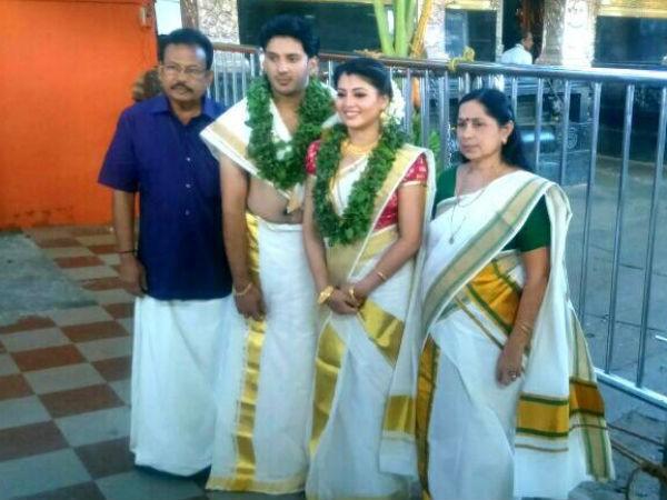 Nimisha wedding