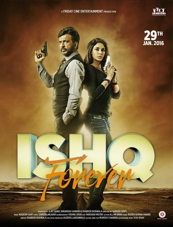 Krishna Chaturvedi,Ruhi Singh,Ishq Forever first look poster,Ishq Forever first look,Ishq Forever,Ishq Forever poster,Lisa Ray