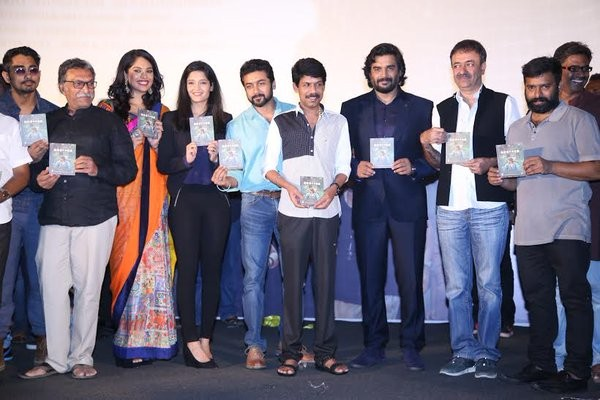 Irudhi Suttru audio launch,Irudhi Suttru,Suriya,Bala,Suriya at Irudhi Suttru audio launch,Bala at Irudhi Suttru audio launch,Madhavan's Irudhi Suttru audio launch,Madhavan'