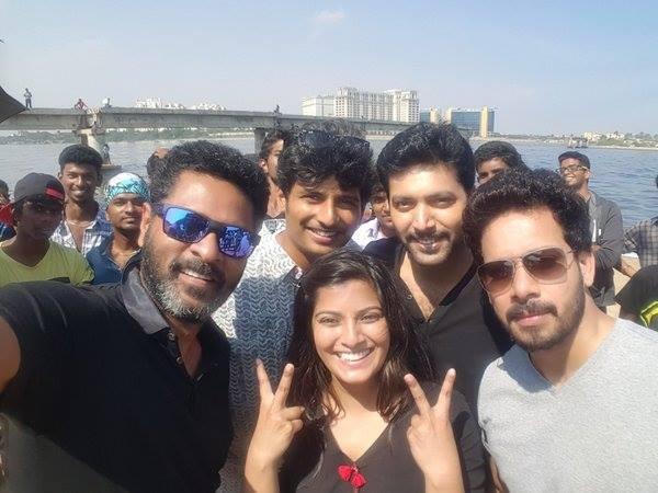Suriya and Vikram,Suriya,Vikram,Spirit of Chennai,Suriya and Vikram shoot for Spirit of Chennai,Suriya shoot for Spirit of Chennai,Vikram shoot for Spirit of Chennai,Prabhudeva,Jayam Ravi,Jiiva,Bharath