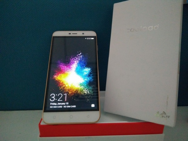 Coolpad note 3 user manual