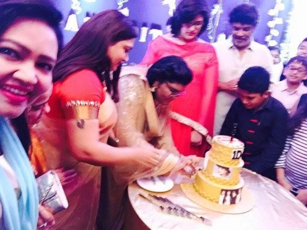 Kushboo Sunder,Kushboo Sunder daughters,Kushboo Sunder daughter birthday,Kushboo Sunder daughters photos,Anandita,Avantika