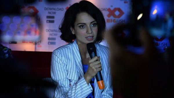 Kangana ranaut launches big fish ventures 39 table for Fish table app