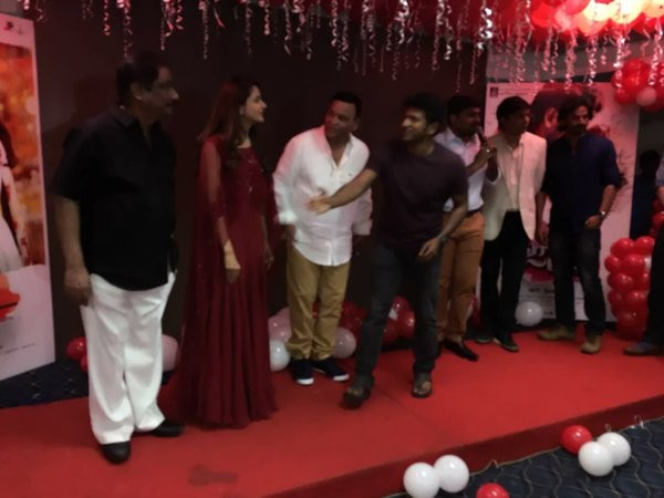 Jessie audio launch,Jessie audio,Jessie music launch,Jessie music,Kannada movie  Jessie,Puneeth Rajkumar,Dhananjay,Parul Yadav,Puneeth Rajkumar launches Jessie audio,Jessie audio launch pics,Jessie audio launch images,Jessie audio launch photos,Jessie aud
