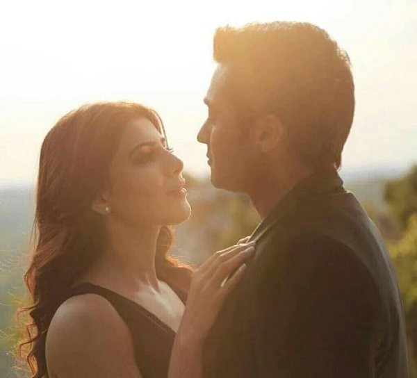 Suriya samantha 39 s 24 movie stills photos - 24 surya images ...