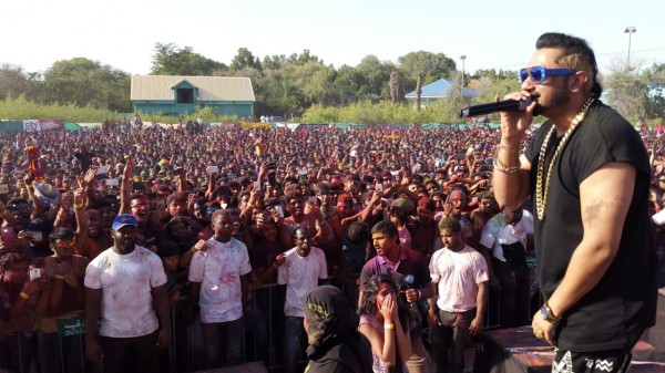 Honey Singh Wikipedia: A Musical Holi For Yo Yo Honey Singh In Dubai