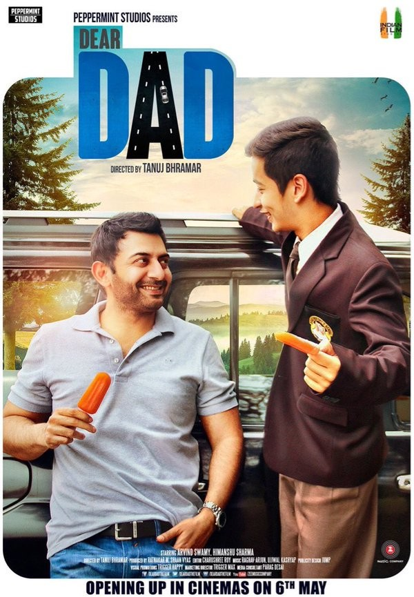 Arvind Swamy,Dear Dad,Dear Dad first look,Dear Dad first look poster,Dear Dad poster,Arvind Swamy in Dear Dad,Arvind Swamy's Dear Dad,bollywood movie Dear Dad,Dear Dad movie pics,Dear Dad movie images,Dear Dad movie photos,Dear Dad movie stills,Dear