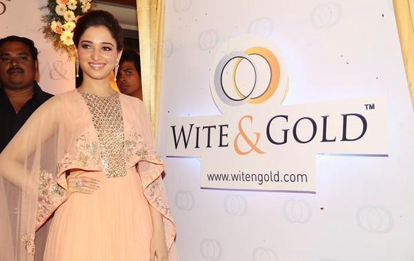 Tamannaah Bhatia,tamannaah,Tamanaah,wite & gold,wite & gold brand,Jewellery brand,actress jewellery brand,actress brands