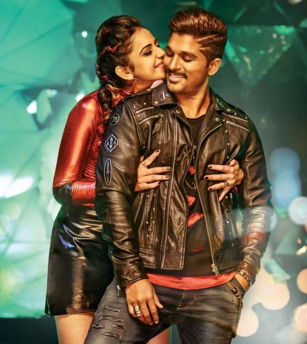 Murattu Kaalai Movie Latest Stills: Allu Arjun's Sarainodu Poster And Movie Stills