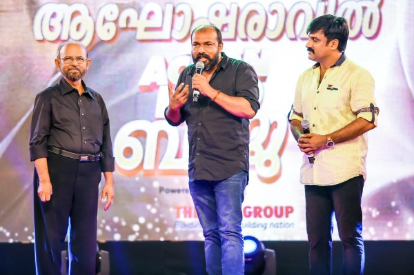nivin pauly abrid shine cast and crew of action hero