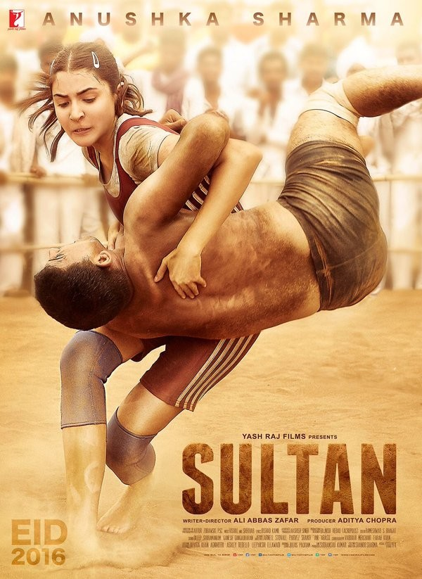Sultan (2016) – V2 DesiScr – XviD – 5.1CH – 2CD [Team Jaffa] 1.44GB