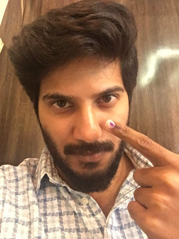 Dulquer Salmaan,Mammootty,Sanusha,Kerala Legislative Assembly,Kerala Legislative Assembly 2016,kerala assembly elections 2016,Kerala election,Kerala election 2016