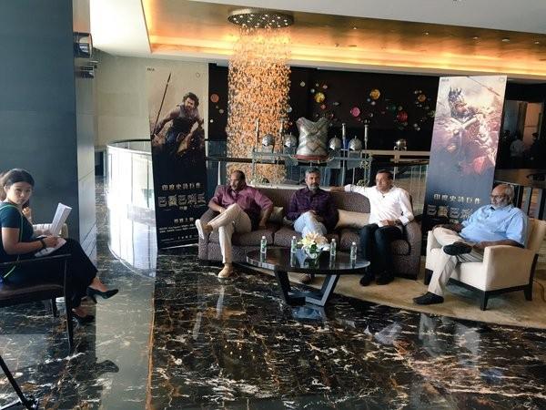 Baahubali,Baahubali Team interacts with Chinese Media,Baahubali Team with Chinese Media,Chinese Media,Baahubali Team Interacts with Chinese Media Images,Baahubali Team Interacts with Chinese Media phts,Baahubali Team Interacts with Chinese Media pics,Baah