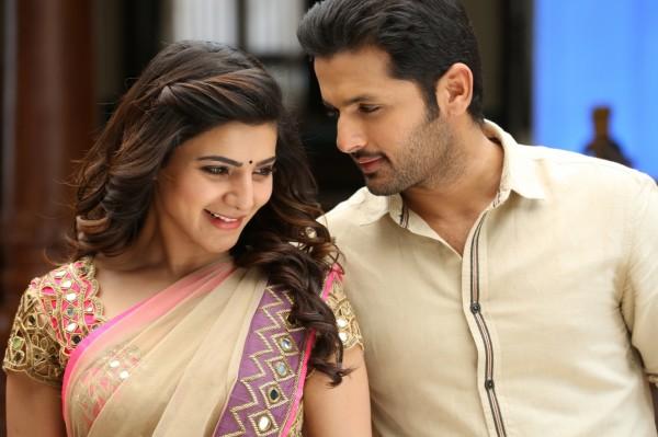 'A… Aa' Movie Stills: Nithin, Samantha