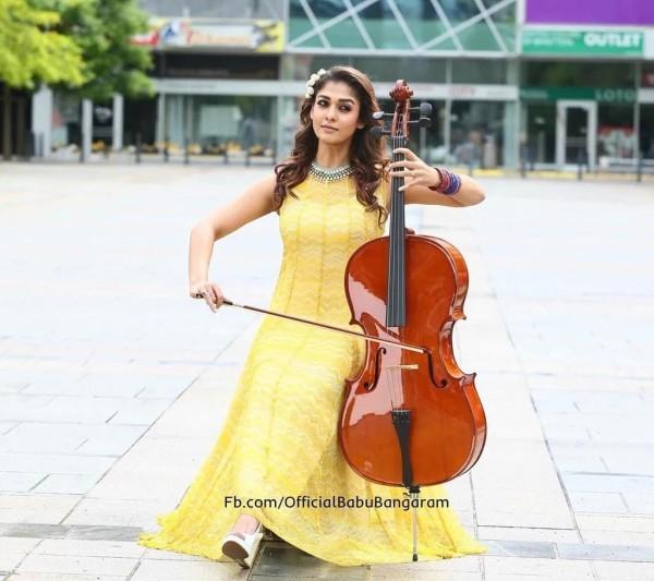 Avatar 2 Full Movie In Telugu: Venkatesh, Nayanthara's Babu Bangaram Movie Stills