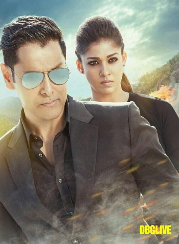 vikram nayantharas iru mugan movie stills photos