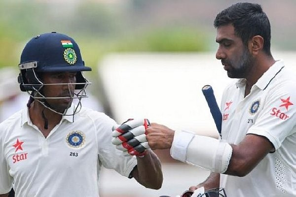 Ravichandran Ashwin,Ashwin,Ashwin hundred,Ashwin 4th hundred,India vs West Indies,Ind Vs WI,off-spinner Ravichandran Ashwin,Wriddhiman Saha