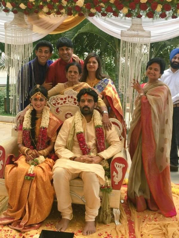 jd chakravarthy and anukrithi wedding