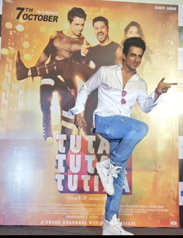 Prabhu Deva,Sonu Sood,Tamannaah Bhatia,Tutak Tutak Tutiya Trailer Launch,Tutak Tutak Tutiya Trailer,Tutak Tutak Tutiya Trailer Launch pics,Tutak Tutak Tutiya Trailer Launch images,Tutak Tutak Tutiya Trailer Launch photos,Tutak Tutak Tutiya Trailer Launch