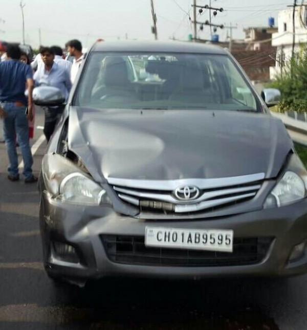 Arvin Car Accident