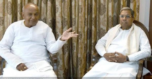 Siddaramaiah,CM Siddaramaiah,Siddaramaiah meets Deva Gowda,Deva Gowda,Cauvery issue,SM Krishna,Siddaramaiah meets SM Krishna,Cauvery,Cauvery Water Dispute,cauvery water issue,cauvery water row,cauvery dispute