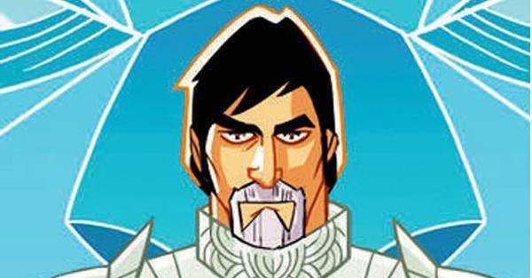 Astra,Astra first look,Astra Force,Amitabh Bachchan,Amitabh Bachchan's 74th birthday,animated movie,Amitabh Bachchan animated movie