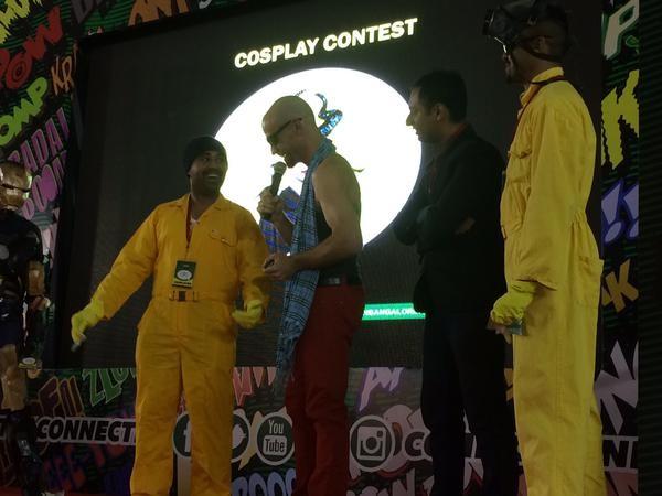 Comic Con,Bangalore,comic con 2015,Bangalore Comic Con 2015,comic avatars,comic con photos