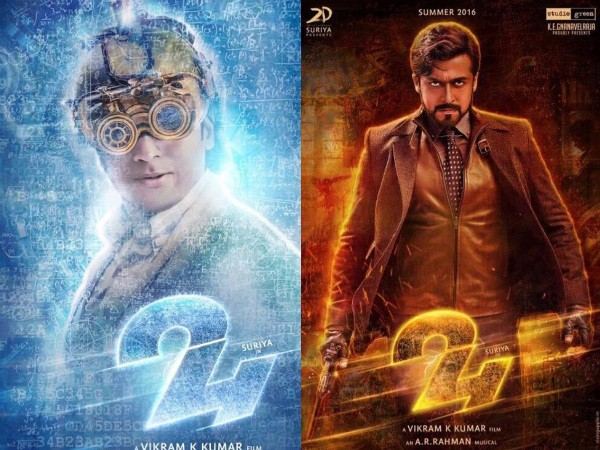 All About Surya Only About Surya 24 The Movie: Top 15 Tamil Movies In 2017