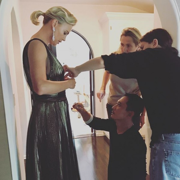 Charlize Theron S Latest Instagram Photos Photos Images Gallery 60740