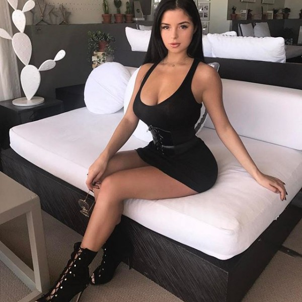 Demi Rose Mawby Continues To Heat Up Instagram Here S