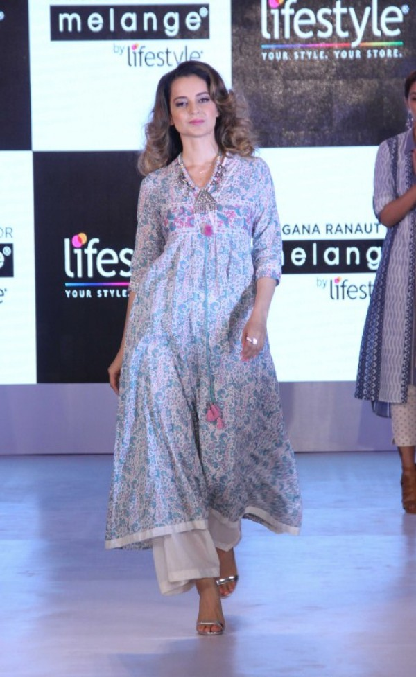 kangana ranaut graces lifestyle - photo #9