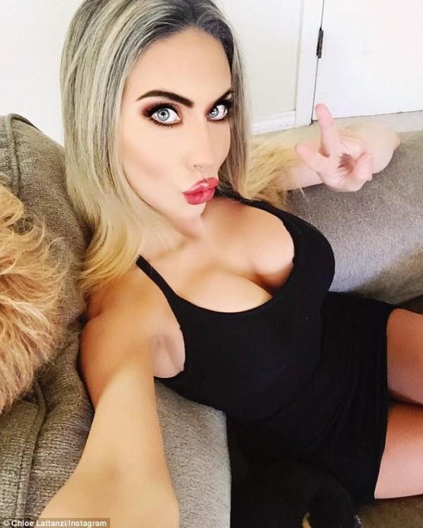 Fans Slam Chloe Lattanzi To Flaunt Her 'unhealthy' But