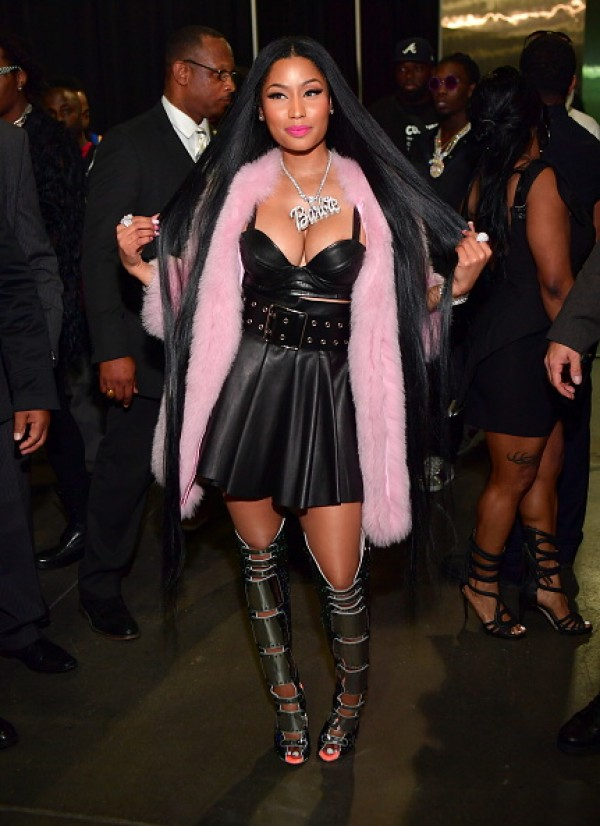 Nicki Minaj performs at Atlanta bash - Photos,Images ...