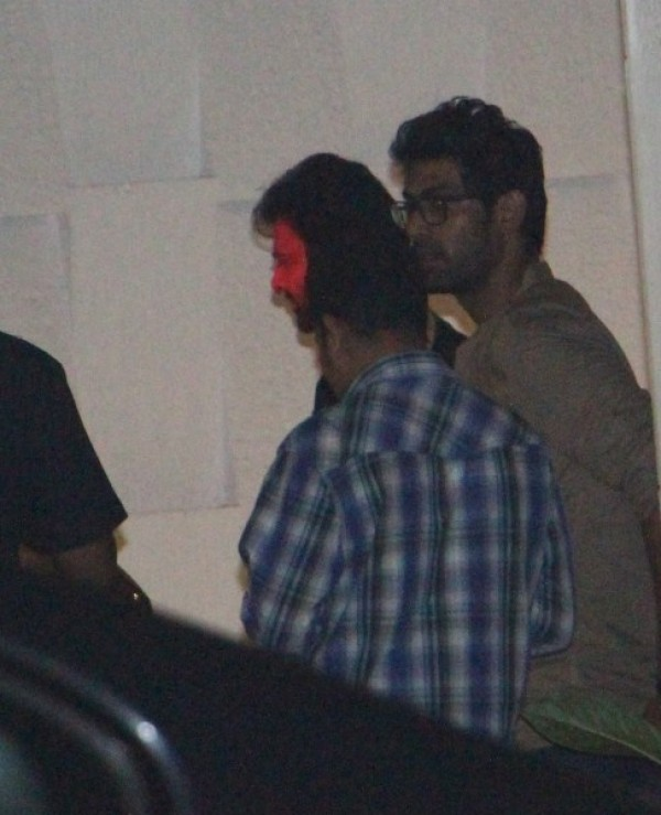 prabhas rana daggubati party hard with b town celebs at