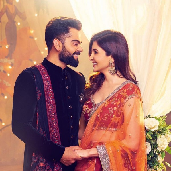 Anushka Sharma Virat Kohli S Diwali Treat Is Here Watch