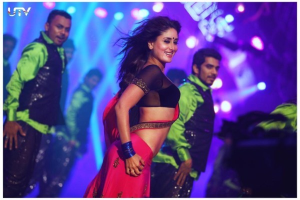 Kareena Kapoor on set of 'Heroine'